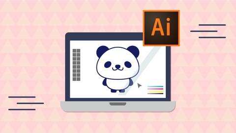 【超入門】初心者からデータ入稿まで Adobe Illustrator でキャラクターを描いてオリジナルグッズを作ろう