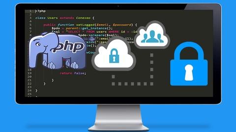 PHP 7 • Criptografias + Sistema de Login OO + MVC