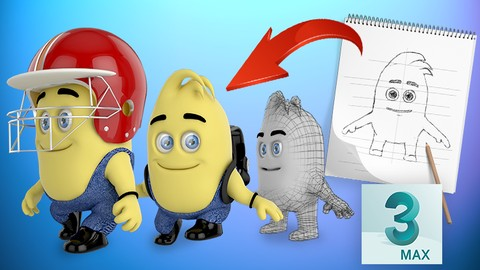 3ds Max 3d Animation Character Animation Modelling Autodesk