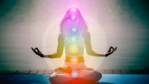 Fully Accredited Chakra and Energy Body Healing Course