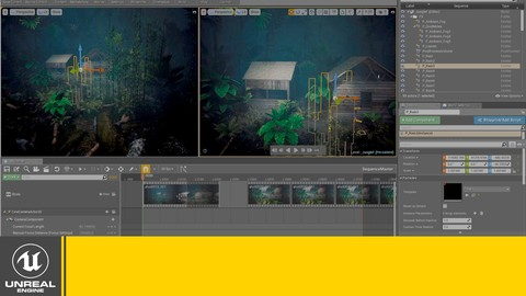 Creating the game cinematic using Unreal and Adobe Premiere
