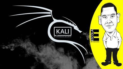 Curso Básico de Kali Linux com NMap para pentest e hacking