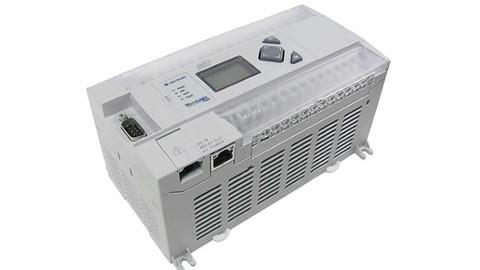 Allen Bradley PLC MicroLogix1400-RSlogix500 Eğitimi
