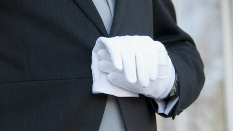 Masterclass: How to become a butler