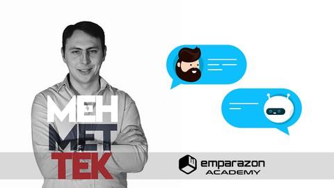 Chatbot Nasıl Yapılır? - Facebook Messenger - Chatfuel