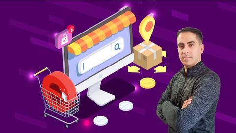 Crea Página Web y Tienda Virtual sin saber Programar. 2020.