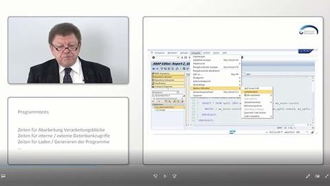 ABAP Workbench SAP Programmiersprache Teil 2