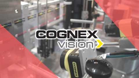 Cognex In-Sight Machine Vision Industrial Development SCADA