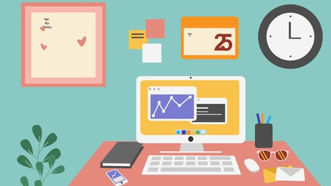 Modern Flat Design Masterclass in Adobe Illustrator