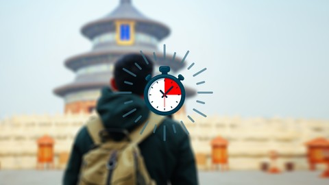 Survival Mandarin Chinese- Get Ready for China in 1 Hour
