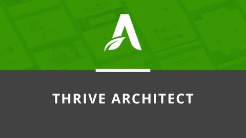 THRIVE ARCHITECT: VENDE INFOPRODUCTOS CON WORDPRESS