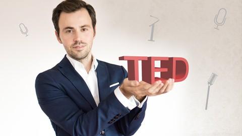 Public Speaking Masterclass: Präsentieren wie ein TED-Talk!
