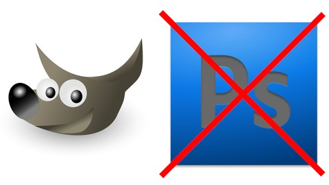The FREE Photoshop: Turn GIMP Into Photoshop in No Time