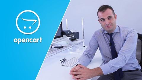 Opencart 3 - Corso completo per E-commerce Professionale