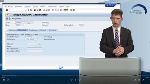 SAP Anwenderzertifizierung Finanzwesen Buchhaltung Teil 1