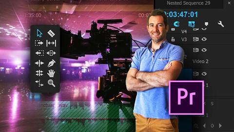 Adobe Premiere Pro CC   Initiation   Outils + Ateliers créas