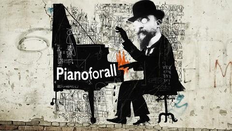 Pianoforall - 'Classics By Ear' - Erik Satie