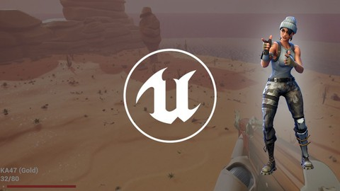 Create a Battle Royale game using Unreal Engine 4 Blueprints