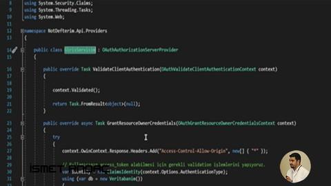Xamarin Forms ile web servis ve mobil uygulama geliştirme