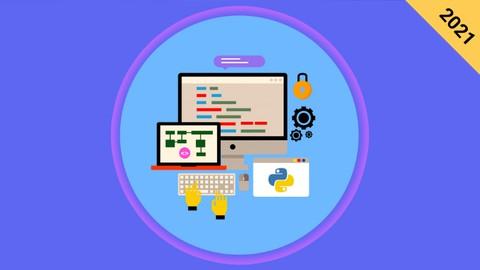 Master Python Programming: The Complete Python Bootcamp 2021