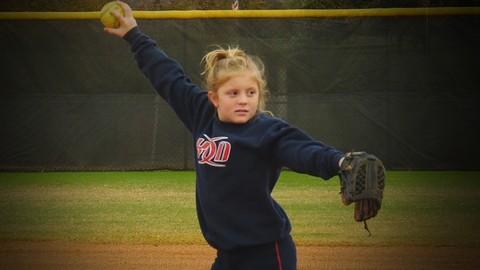 Youth Softball Skills and Drills Vol. 2 - Pitching