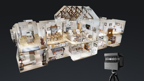 Create VR Property Tours for Real Estate with Matterport 3D