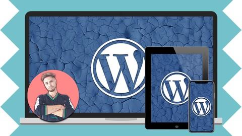 """Website erstellen mit dem """"Wordpress Masterkurs"""""""