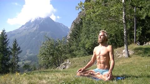 """Breath is Life"" Breathwork & Meditation course"