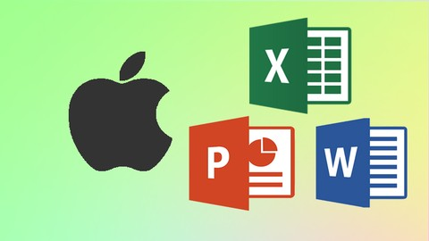 【Apple mac版】 マイクロソフトオフィス『エクセル』『パワーポイント』『ワード』をイチから学ぼう!初心者向け講座