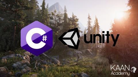 (55+ SAAT) Unity 2020,C#| Sıfırdan Unity ile 10 Oyun Projesi
