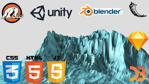Build Games with Unreal Engine, Unity® and Blender!