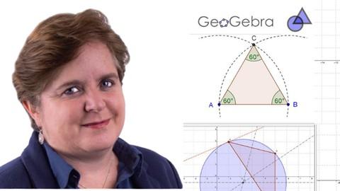 Master in Geogebra for Mathematics