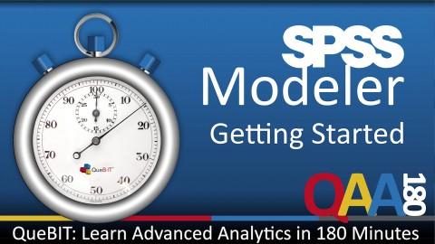 IBM SPSS Modeler: Getting Started