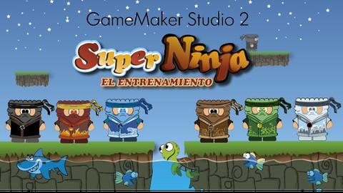 Máster en desarrollo de vídeojuegos con Game Maker 2