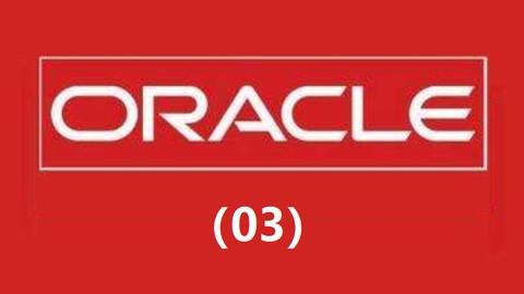 赵强老师:Oracle数据库从零开始 03