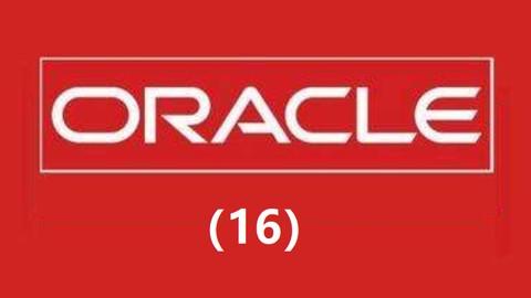 赵强老师:Oracle数据库从零开始 16