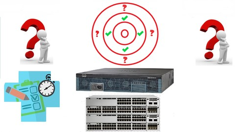 CCNA 200-301 CCNA ROUTE & SWITCH PRACTICE EXAM QUESTIONS
