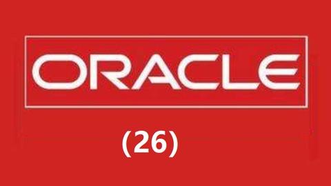 赵强老师:Oracle数据库从零开始 26