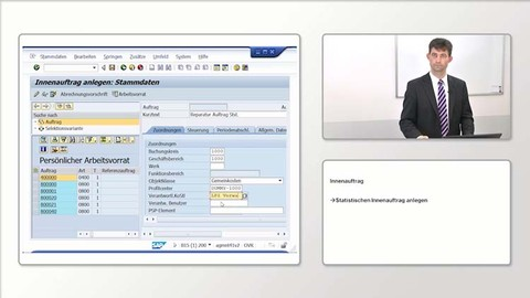 SAP All-in-One Anwendungen im SAP ERP