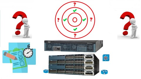 CCNA Routing & Switching 200-301 Practice Exam Questions