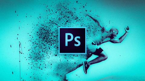Photoshop CC COMPLETO - Design Gráfico do Zero ao Avançado