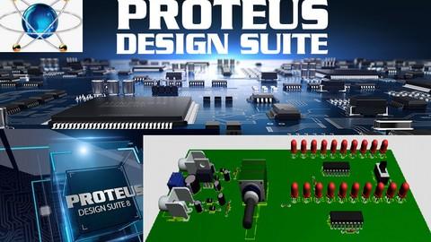 Proteus (ISIS-ARES) ile Elektronik Devre Tasarımı ve CCS C