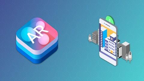 Curso completo de ARKit para iOS con 7 apps profesionales