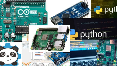 Temel Elektronik,Arduino,Python ve Raspberry Pi Programlama