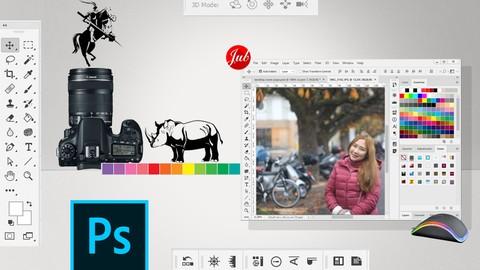 Adobe Photoshop untuk Pemula: Siswa Diajari Sampai Mahir!