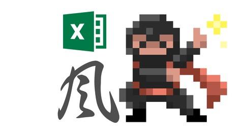 Excel上級者へのVLOOKUPマスター(INDEX+MATCH関数入り)手を動かして学ぶ忍者シリーズ「疾風の書」
