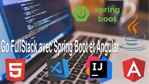 GO FullStack avec Spring Boot et Angular