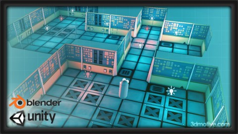 Building Modular Levels for Games with Unity and Blender
