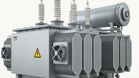 Power Transformers محولات القدرة الكهربائية
