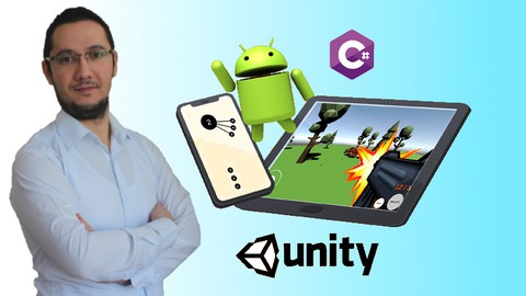 UNITY ile Mobil (Android) Oyun Yapımı    7 adet örnek oyun